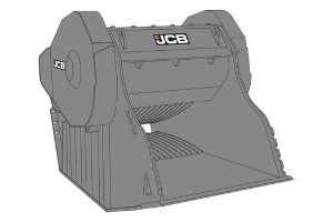 JCB CB70 Crusher Bucket Myanmar